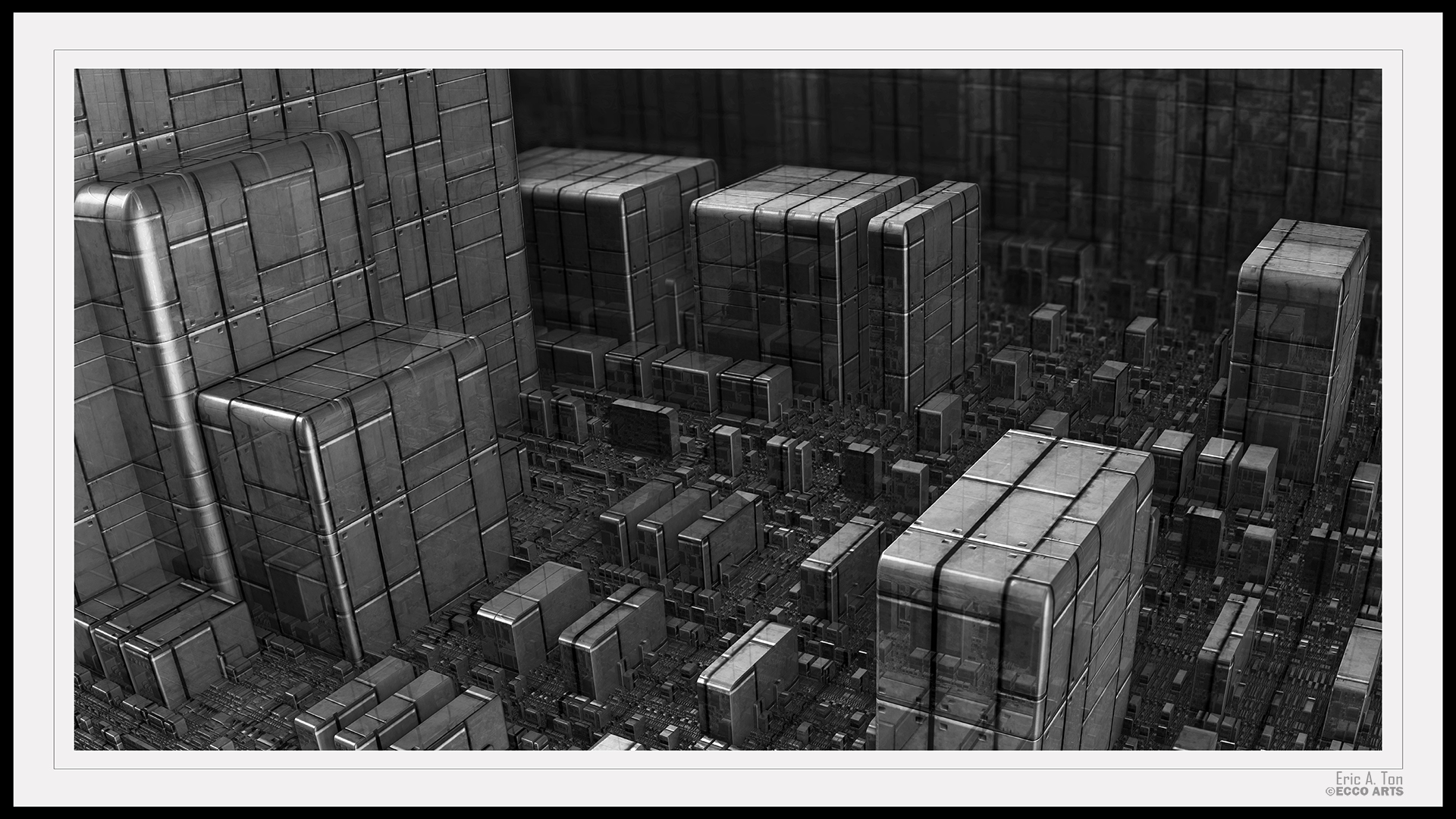 Processing Central BW by Eccoton