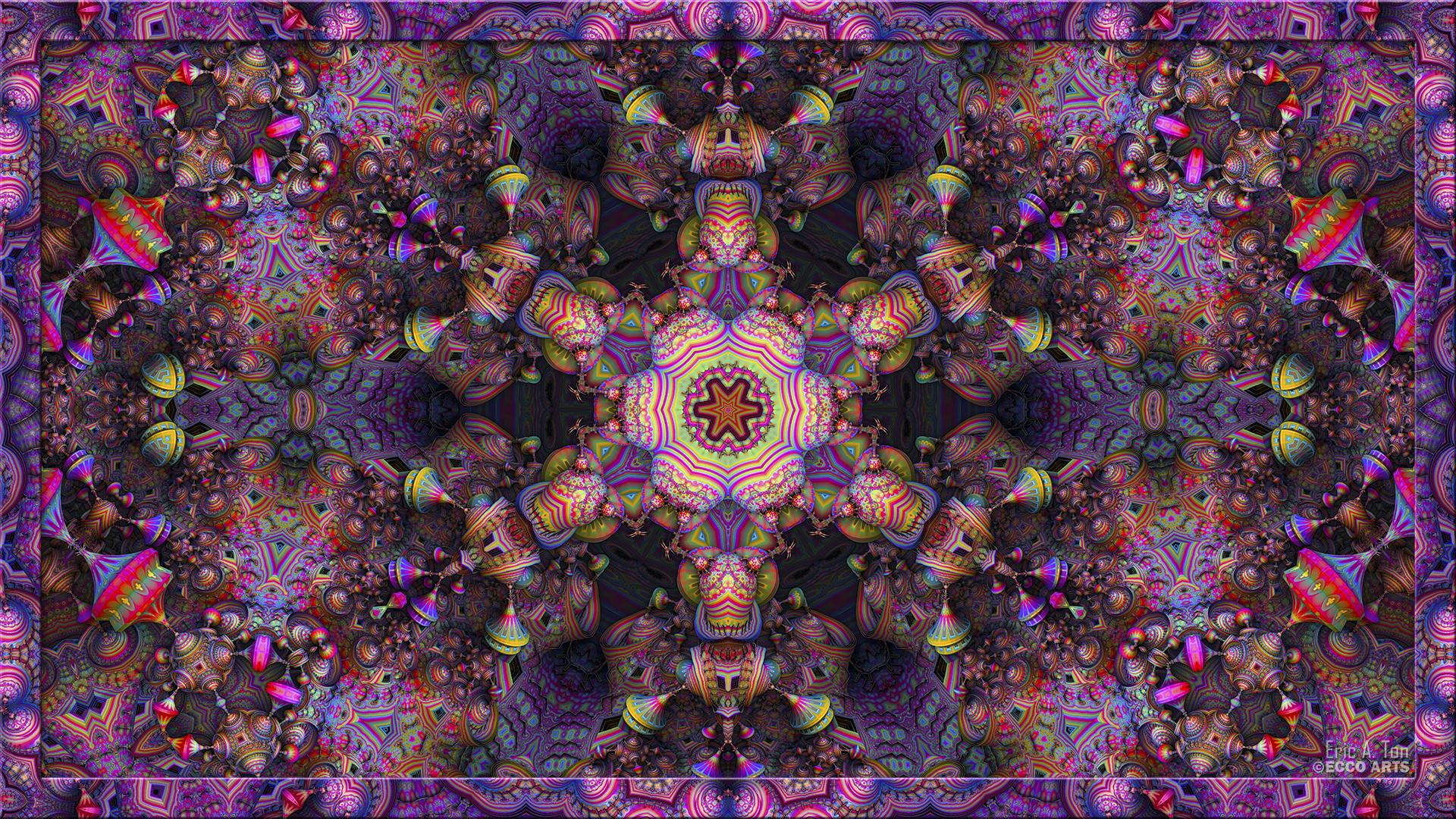 Purple Beats by eccoarts