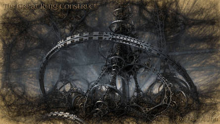 Ring Construct Sketch by EricTonArts