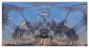 The Great Turbine by EricTonArts