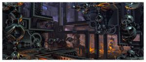 Tyrell Foundry Facility