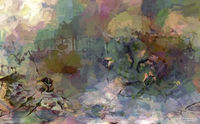 Landscape of Perception