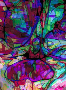 Desire Broken by EricTonArts