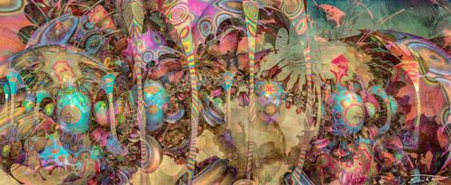 Tearing Apart Assumptions by EricTonArts
