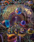 Dispersing Momentary Imagination by EricTonArts