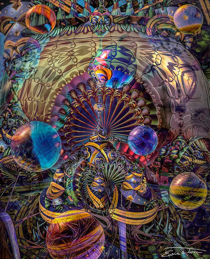 Dispersing Momentary Imagination