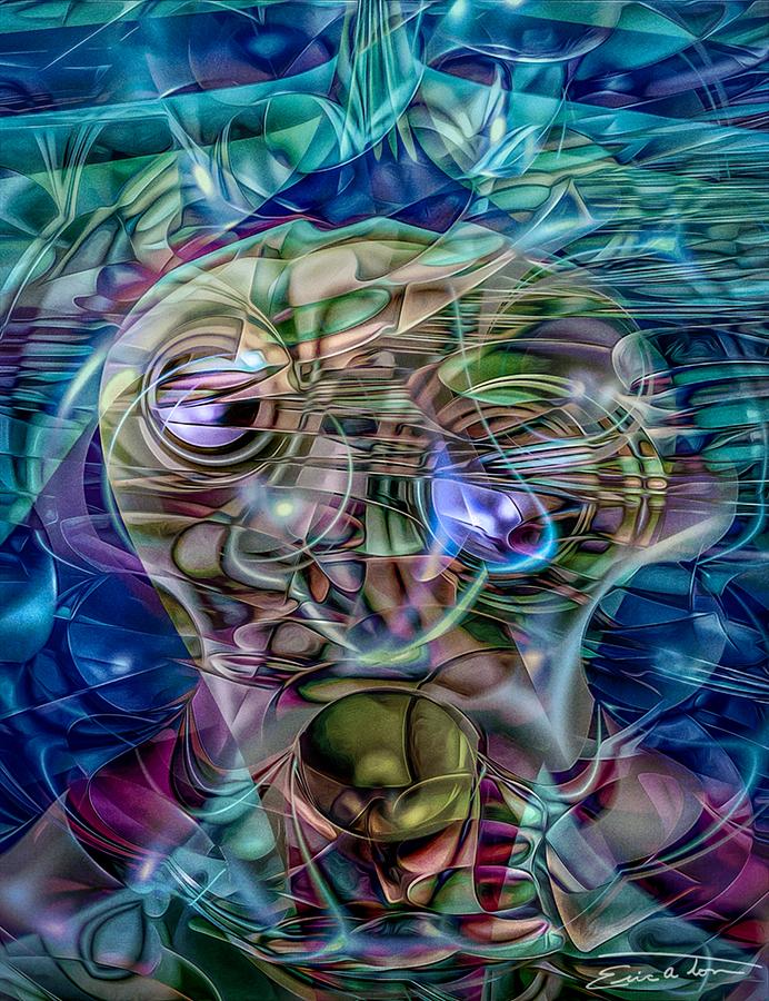 My Scream by EricTonArts