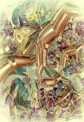 Copper Tone by EricTonArts