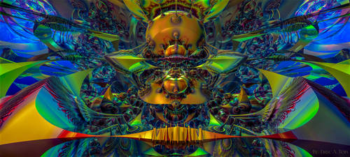 Entering The Psychedelic Anomaly