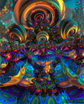 Psychedelic Fractal Construct II
