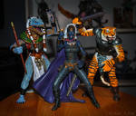 2002 SCEA: EverQuest figures