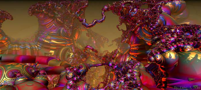Metallic Psychedelia