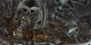 Ornate Construct III