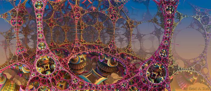 Psychedelic Matrix III