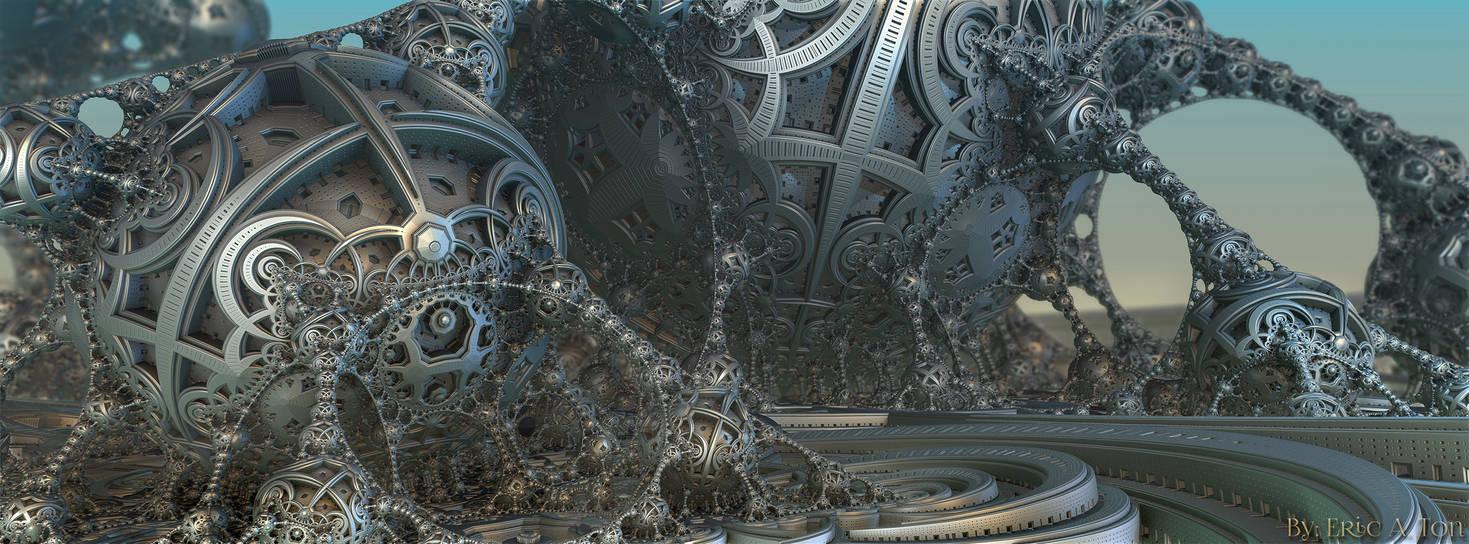 Ornate Construct IV