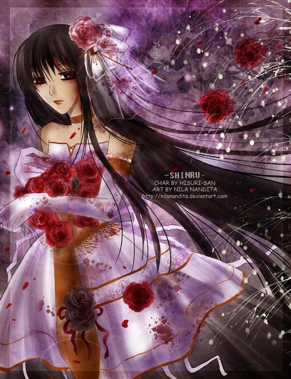 AT: Shinru by NilaNandita
