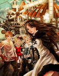 Bravely Default: The City of Ancheim