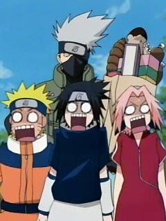 Naruto,Sasuke and Sakura by SadGi1rl