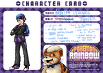 PKMNRainbow Character Card: Avery and Grill
