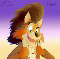 Another Kosmo for Kosperry