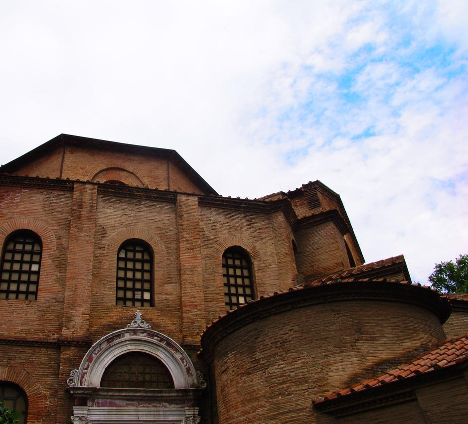 Church of Ravenna by catchingthefox