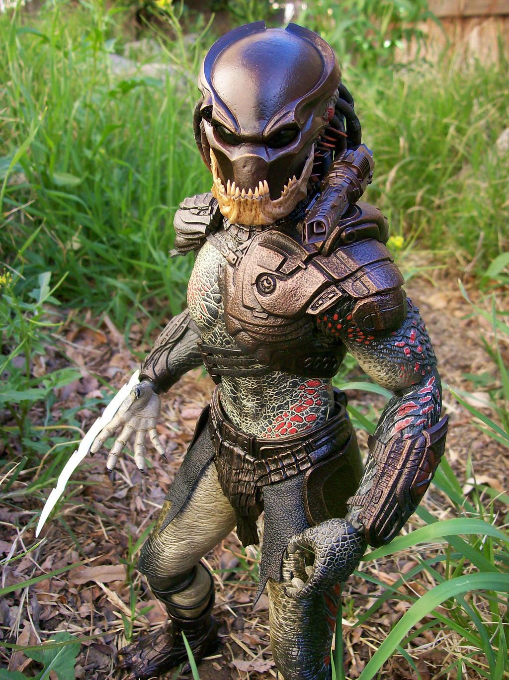 hot toys berserker predator by shadowpredator2012 on