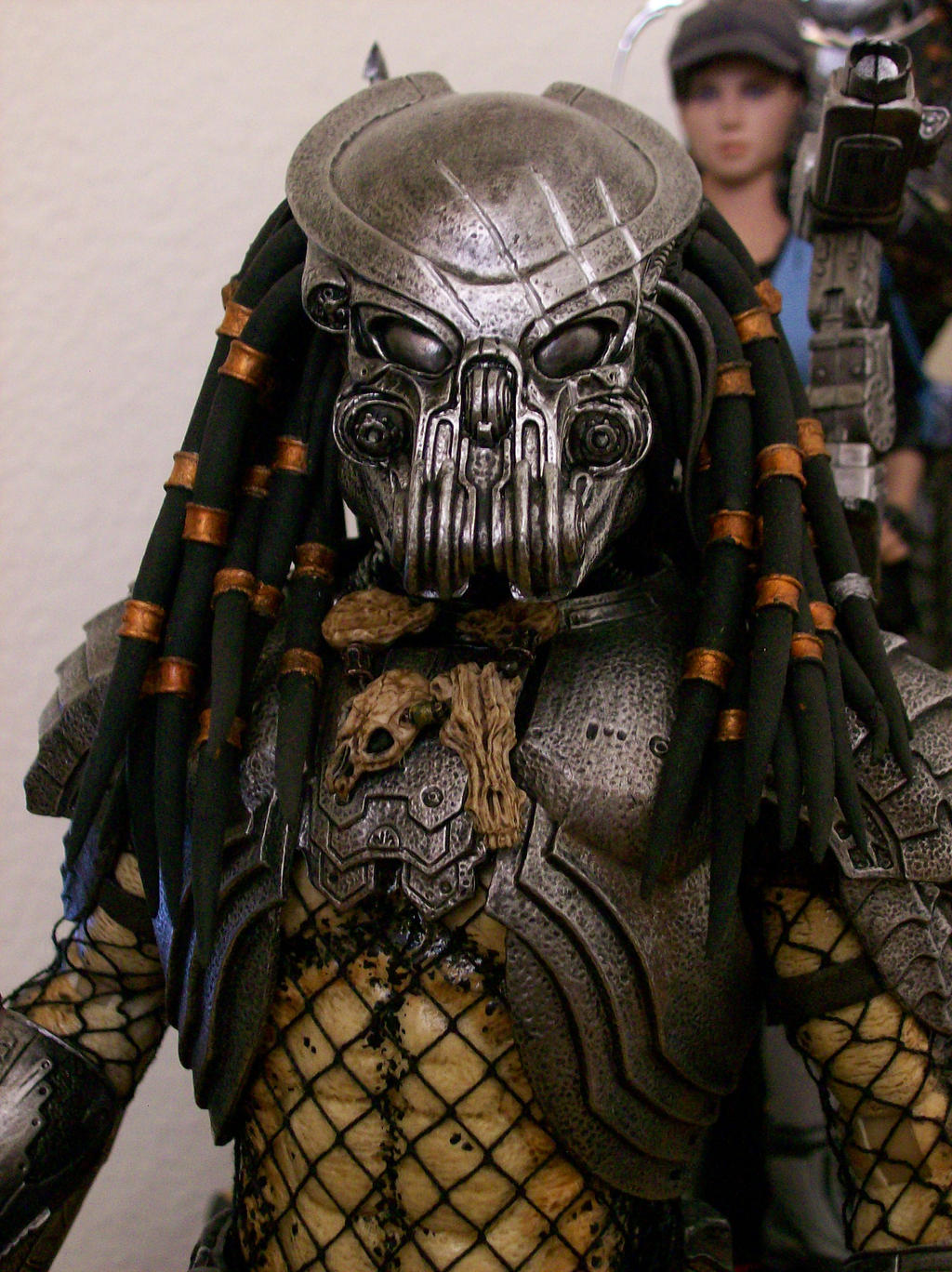 Hot toys Custom Celtic Predator Mask by ShadowPredator2012 on ...