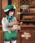 happy birthday venti!!