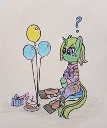Lime B-Day by Dice-Warwick