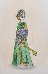 Harpy Sketch 038 by Dice-Warwick