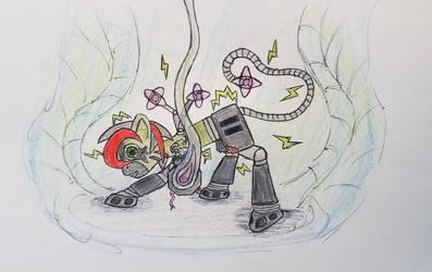 Blaster Beam by Dice-Warwick