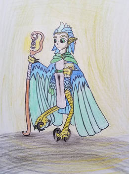 Oracle the harpy oracle