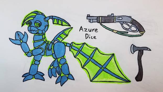 Azure Dice 12