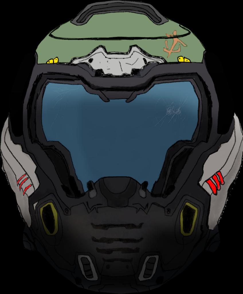 Doom Slayer Avatar By Gordonh2 On Deviantart