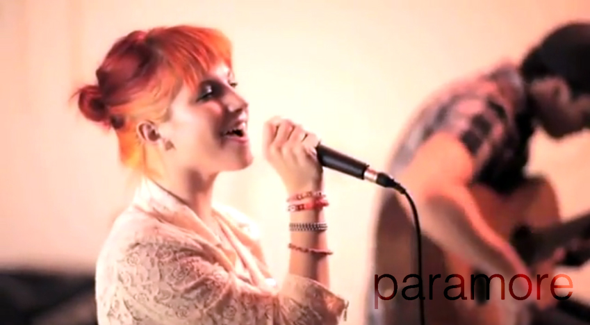 paramore AP live sessions by thePenHolder