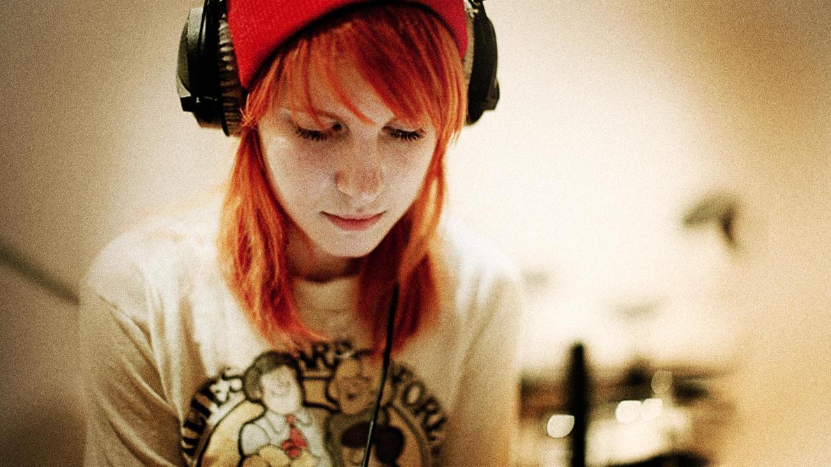 Headphones by thePenHolder