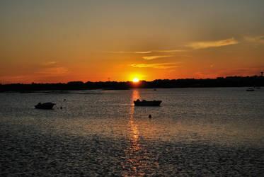 Algarve sunset III by Maetz