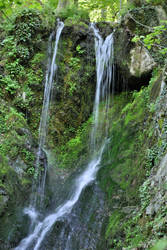 Small Waterfall by Maetz
