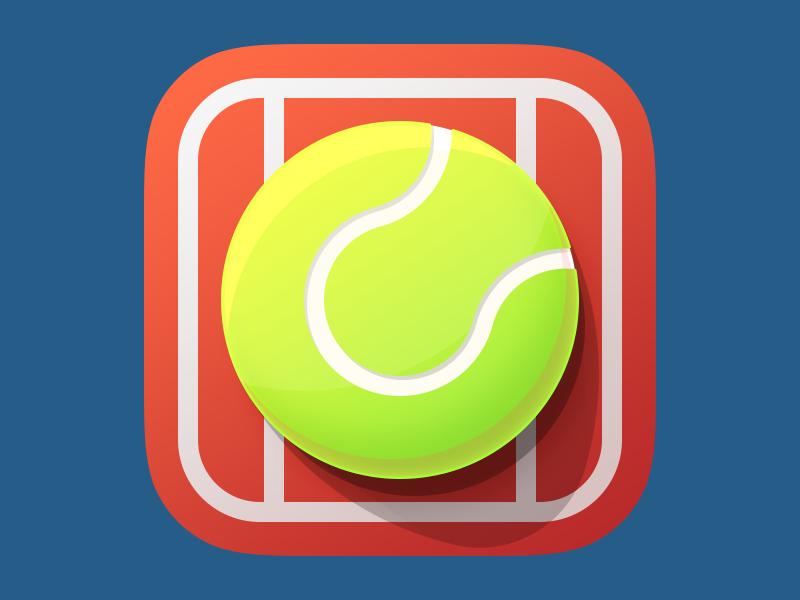 Tennis Ball by creatiVe5