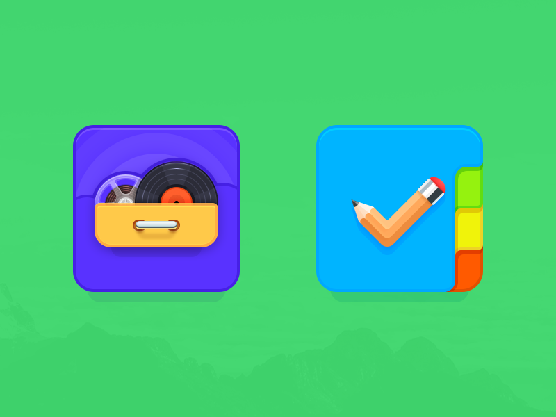 Icons by creatiVe5