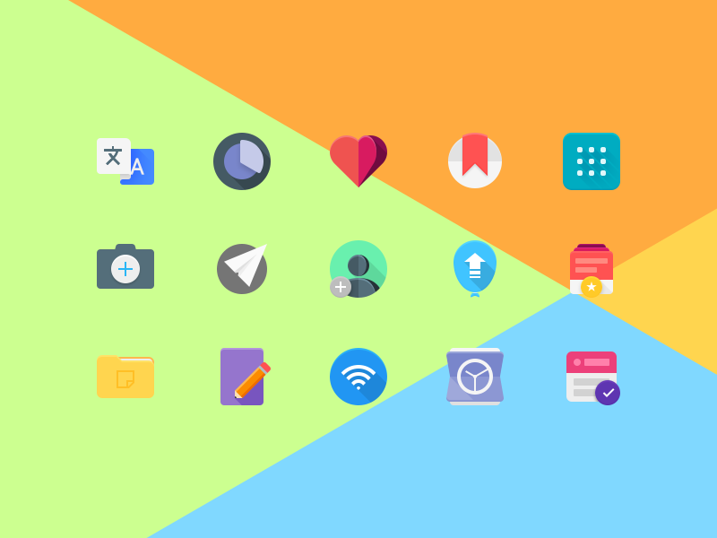 L Icons by creatiVe5