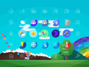 Weather M Icons