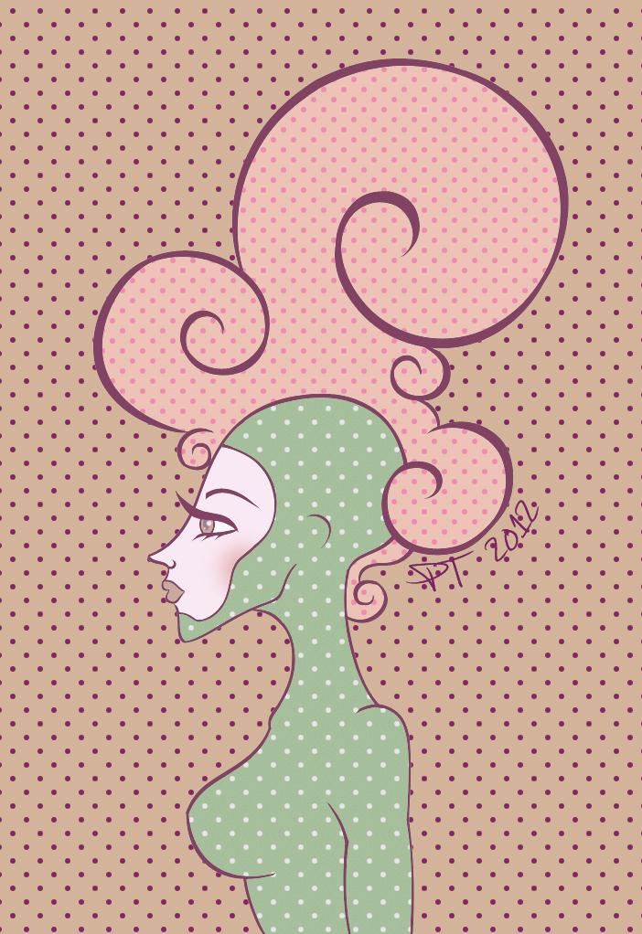 --- by Strange-Emily