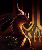 Grandmaster Merlin by Diamond-Catt