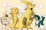 BNHA DOGS