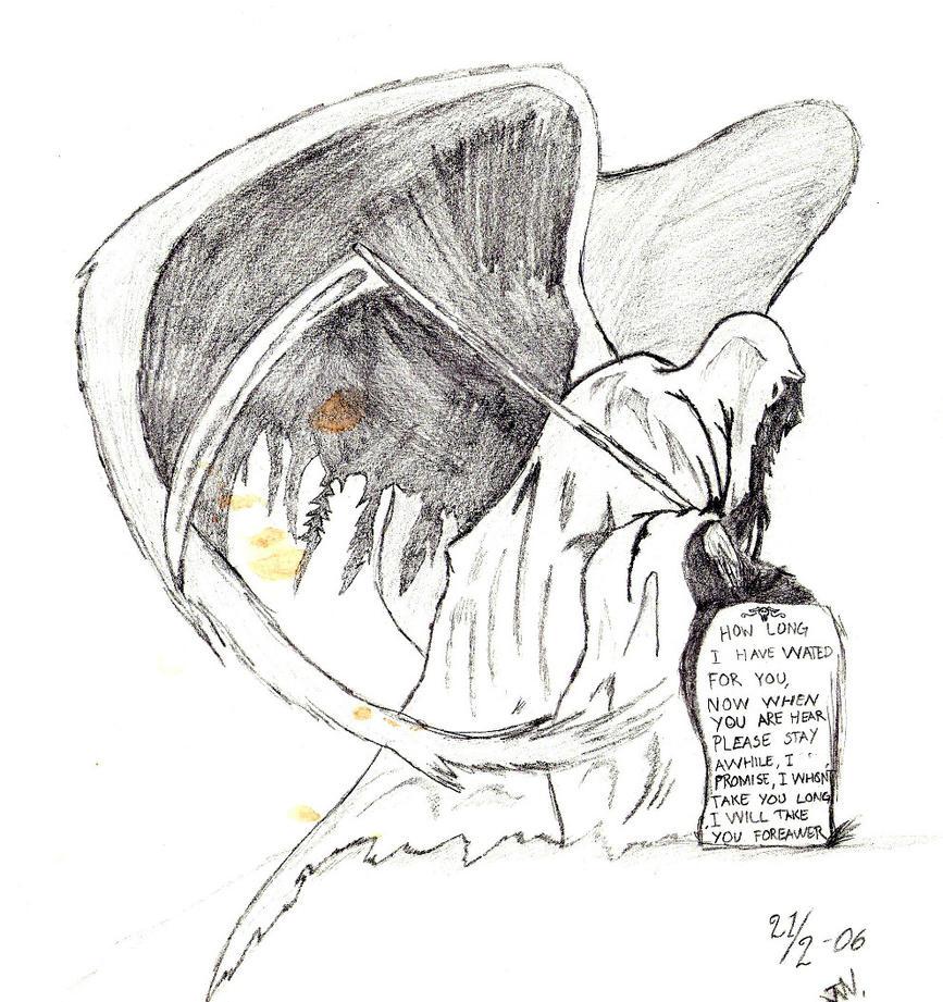 70 Grim Reaper Tattoos For Men – Merchant Of Death Designs forecasting