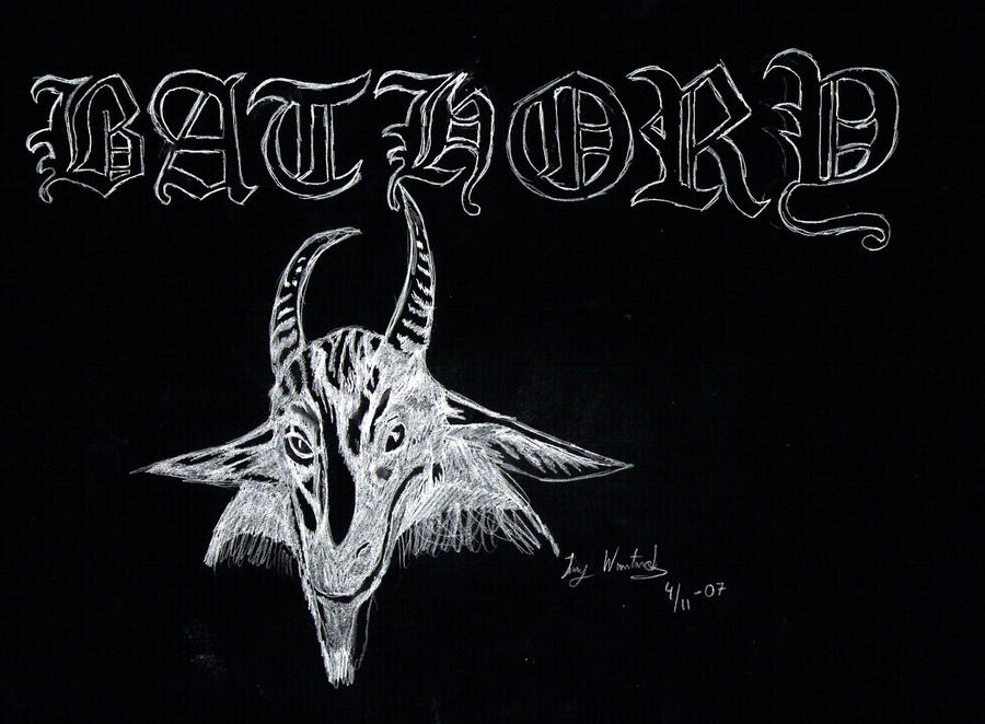 bathory goat by jimmpan on deviantart