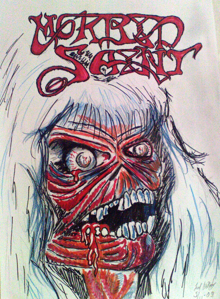 Specrum Of Death by Jimmpan