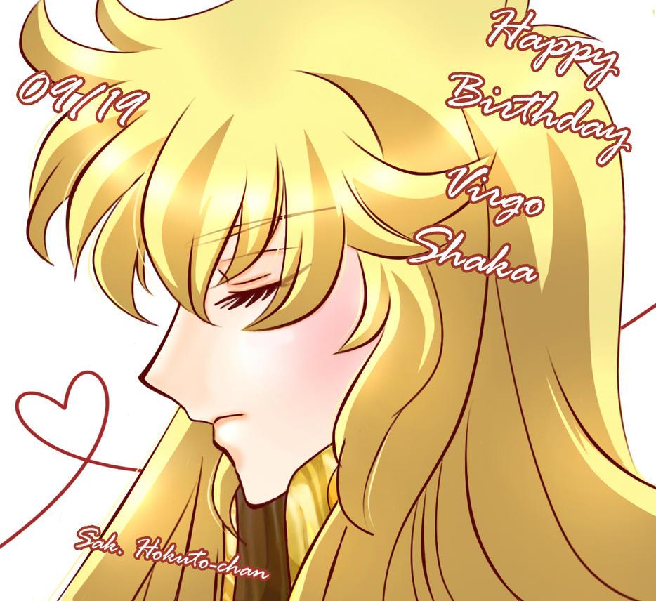 .: Happy Birthday Shaka :. by mors-somno