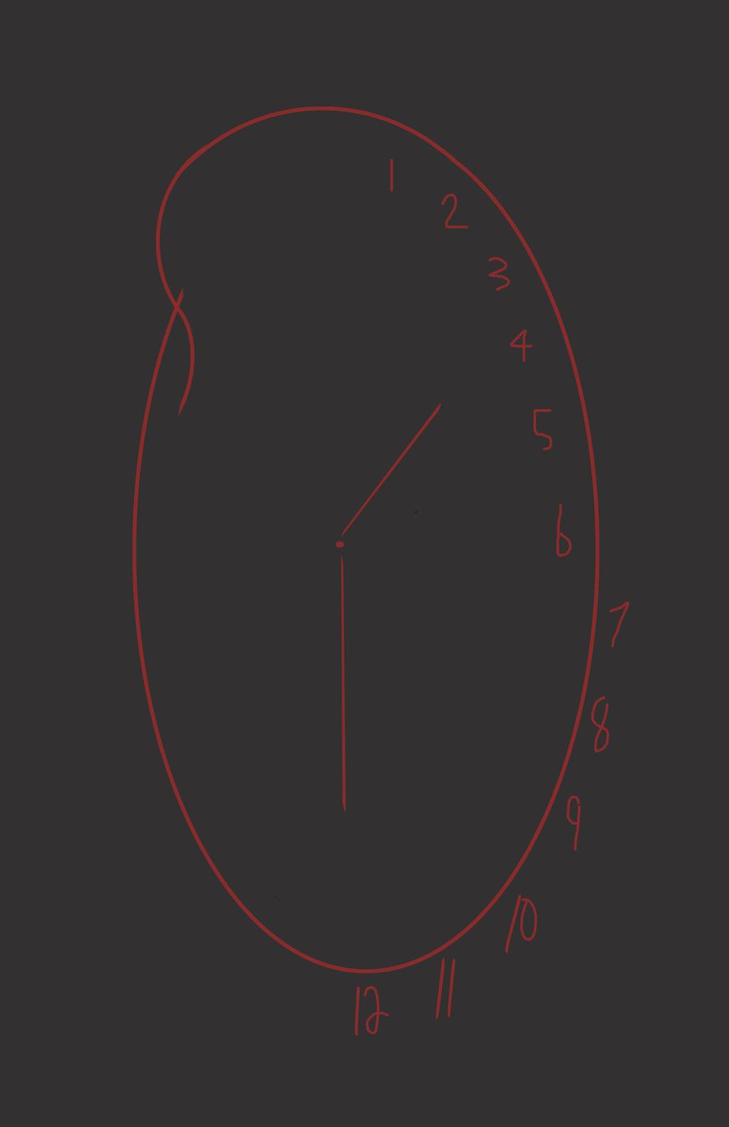 Will Graham Clock Design By KidneyTheft